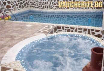 """Нощувка със закуска и ползване на СПА с минерална вода от хотел """" 19 Век"""" , Стрелча"""