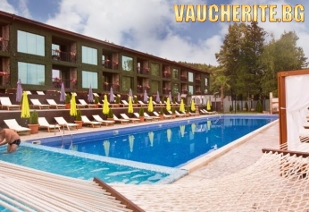 """СПА ПАКЕТ ЗА ДАМИ! Нощувка със закуска и вечеря, релаксиращи масажи на цяло тяло и пилинг, СПА с минерална вода от хотел """"Роял СПА"""" , Велинград"""