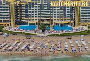 Лято в Слънчев бряг - нощувка на база All Inclusive в Хотел Виктория *****