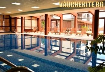 LAST MINUTE ! ALL INCLUSIVE, СПА и ползване на басейн с МИНЕРАЛНА ВОДА в Банско, Апартхотел Роял Банско