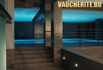 """Нощувка със закуска, вечеря и ползване на СПА и закрит басейн от хотел """"Ривърсайд"""", Банско"""