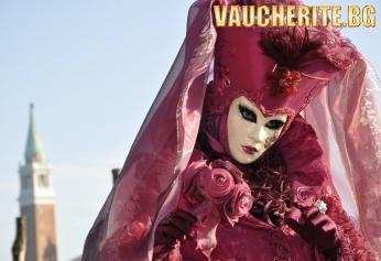 Карнавалът във Венеция - Полетът на Ангела - без нощни преходи!