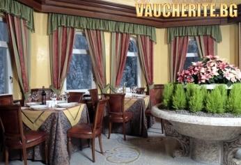 Петзвезден лукс в Боровец! Нощувка със закуска, ползване на басейн и СПА от Феста Уинтър Палас*****