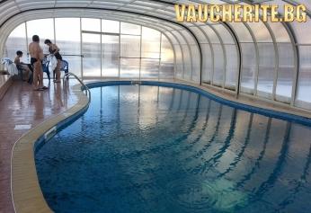 """Нощувка на база All Inclusive Light и ползване на басейн от хотел """"Четирилистна Детелина"""" , Банско"""