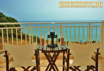 """Великден на остров Тасос - хотел """"Maranton Beach"""" 4*  3 нощувки със закуски и вечери"""