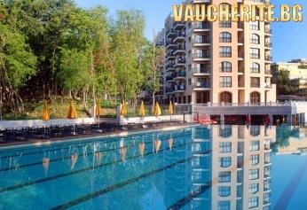 """Нощувка на база All Inclusive от хотел """"ЛТИ Долче Вита"""" , Златни Пясъци"""