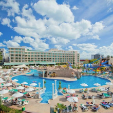 Клуб хотел Еврика, Слънчев бряг