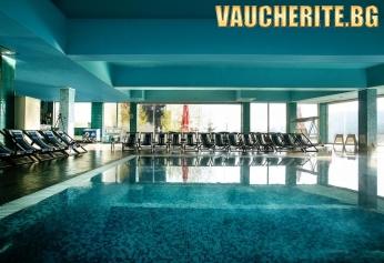 Закуска и  вечеря + ползване на СПА и басейн от хотел Селект, Велинград