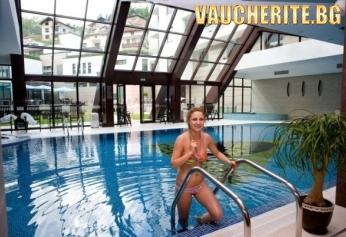 """Петзвезден лукс от хотел """"Персенк"""", Девин . Нощувка със закуска и ползване с ползване на минерални басейни и СПА"""