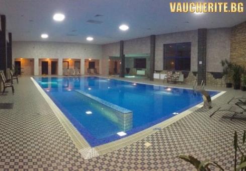 Нощувка със закуска + ползване на басейн и СПА от хотел Стиляна, Девин