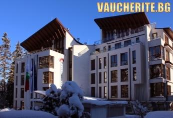 Снежна Коледа в Боровец, нощувка със закуска и вечеря от хотел Радинас Уей, Боровец