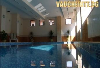 Нова година от Хотел Аквилон, с. Баня до Банско. 3 или 4 нощувки със закуски и ползване на СПА и басейн с топла минерална вода