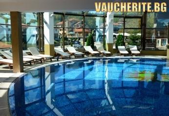 Нова година от Хотел  Chiflika Grande Hotel Resort & Spa, с.Чифлик. 4 нощувки със закуски и вечери , Празнична новогодишна вечеря + ползване на басейн и СПА с МИНЕРЛНА ВОДА