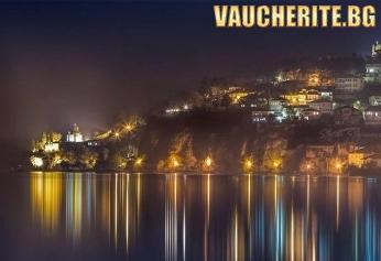 Нова Година от Hotel Belvedere 4*, Охрид! Автобусна програма за 3 нощувки със закуски и вечери + празнична новогодишна вечеря
