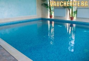 """Нощувка със закуска + ползване на СПА и минерален басейн от хотел """"Релакс"""" , Велинград"""