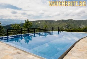 """Почивка в планината! Нощувка със закуска и вечеря + ползване на басейн от хотел """"Лещен"""" , с.Лещен"""