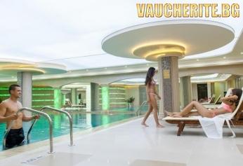 """Нощувка със закуска,  ползване на басейн и СПА с МИНЕРАЛНА ВОДА от хотел """"Мантар"""", с. Марикостиново"""