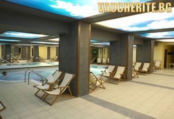 Нощувка със закуска и вечеря + ползване на басейн, джакузи, сауна и парна баня от Парк Хотел Гардения, Банско