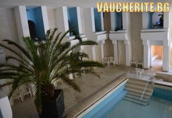 """Нощувка със закуска и вечеря + ползване на басейн  с МИНЕРАЛНА ВОДА, сауна и парна баня от хотел """"Камена"""" , Велинград"""