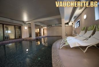Нощувка със закуска и вечеря + ползване на басейн, сауна и парна баня от хотел Марая, Банско
