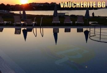 РАННИ ЗАПИСВАНИЯ! На море в Царево! ALL INCLUSIVE, ползване на басейн с чадър и шезлонг край басейна + детска анимация от Томас Резиденс