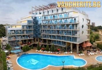 """На море в Китен!  Нощувка на база All Inclusive + ползване на басейн от хотел """"Каменец"""", Китен"""