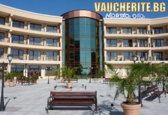 На море в Златни пясъци! Нощувка на база All inclusive + безплатно ползване на външен басейн и анимация от хотел Морско око гардън