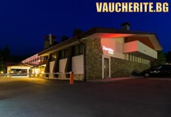 """Нощувка със закуска и вечеря + ползване на СПА и закрит басейн от хотел """"Парадайс"""", Цигов Чарк"""