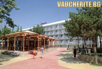 Почивка в Албена! All inclusive + ползване на открит басейн от хотел Магнолия