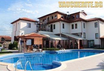 На почивка в с. Паталеница, Родопите! Нощувка със закуска + ползване на СПА пакет и закрит топъл басейн от хотел Флора