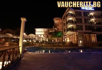 На море в Несебър! Нощувка със закуска + ползване на открит басейн, шезлонг и чадър от хотел-ресторант ''Мелницата''