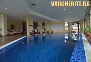 """Нощувка със закуска + ползване на СПА и басейни с минерална вода от хотел """"Орбел СПА"""" , Добринище"""
