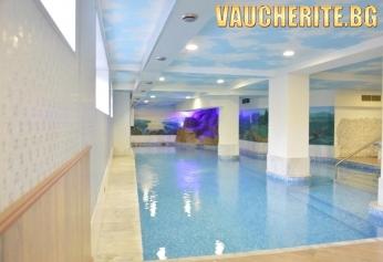 """Нощувка със закуска и ползване на СПА с минерална вода от хотел """"Двореца"""" , Велинград"""