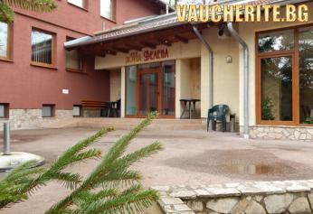 Нощувка закуска и вечеря + ползване на басейн от Хотел Велена,  село Велчево, община Априлци