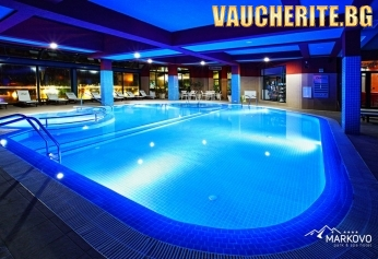 Нощувка със закуска + ползване на вътрешен и външен басейн, сауна, джакузи от Парк и СПА хотел ''Марково'',  до Пловдив