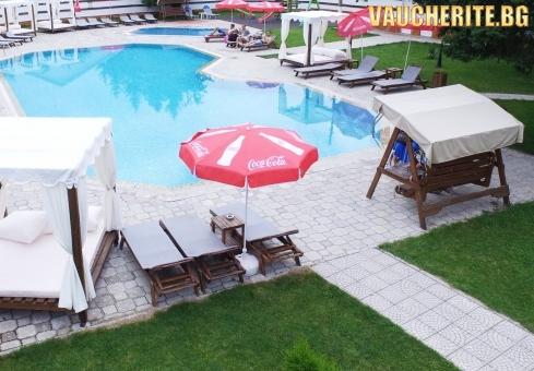 Нощувка със закуска + ползване на СПА център от хотел Ивелия, Огняново