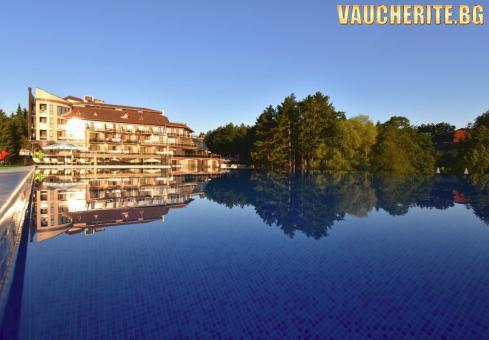 Нощувка със закуска или закуска и вечеря + ползване на панорамен басейн и СПА център от хотел ''Инфинити'', Велинград
