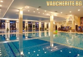 Нощувка със закуска + ползване на вътрешен минерален басейн и СПА от Гранд хотел Велинград