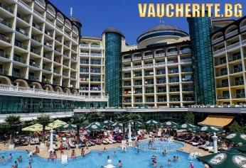 На море в Слънчев бряг! All inclusive + ползване на аквапарк, басейн, сауна и джакузи от хотел Планета