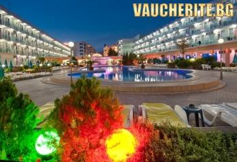 На море в Слънчев бряг! All inclusive + ползване на 3 басейна /мини аква парк/, шезлонг, чадър на басейните от хотел Котва