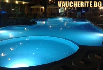 Нощувка на база All inclusive + безплатно ползване на външен басейн от хотел Пауталия, Слънчев бряг