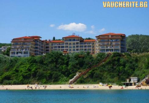 На море в Бяла ! All inclusive + 2 шезлонга,  1 чадър на плажа и басейн от хотел Бяла Бийч резорт