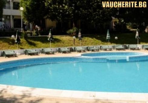 Аll Inclusive, безплатно настаняване на дете до 12г. + басейн от Парк хотел Здравец, к.к. Чайка, до Златни Пясъци