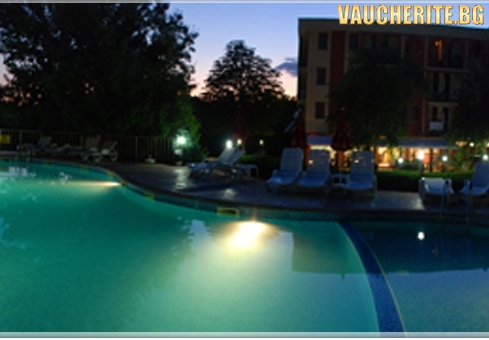 Нощувка на база All Inclusive + ползване на басейн от хотел Рилена, Китен