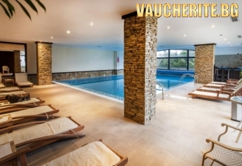 """All Inclusive + ползване на плувен басейн, парна баня и сауна от хотел """"Банско СПА и Холидейз"""""""