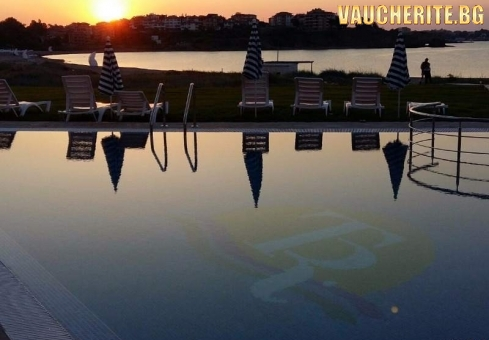 LAST MINUTE! На море в Царево! ALL INCLUSIVE, ползване на басейн с чадър и шезлонг край басейна + детска анимация от Томас Резиденс