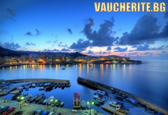 РАННИ ЗАПИСВАНИЯ! Нова Година в Малта! 4 нощувки със закуски в хотел 4* по избор  + самолетен билет и трансфер + представител по време на престоя