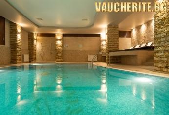 """All Inclusive + ползване  на вътрешен басейн, сауна, парна баня от хотел """"Грийн Ууд"""" , Разлог"""