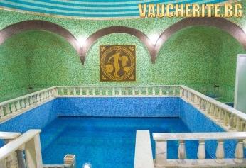 5 Нощувки със закуски и вечери + ползване на басейн с МИНЕРАЛНА ВОДА, джакузи и парна баня от Комплекс Рим, Велинград