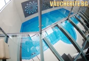 Нощувка със закуска + ползване на басейн с джакузи и фитнес от хотел Айсберг, Боровец